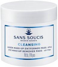 Sans Soucis Cleansing Augen Make-up Entferner Pads (70 Stk.)