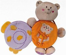 Bieco Teddybär Activity Lernbuch Nat & Violet