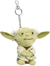 Joy Toy Star Wars Yoda Plüschschlüsselanhänger 12 cm