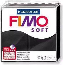 Fimo Soft Basisfarben schwarz 56 g