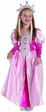 Trullala Königinnenkleid rosa