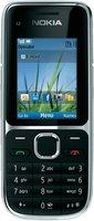 Nokia C2-01 Schwarz ohne Vertrag