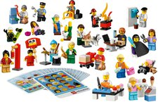 LEGO Leute Set (9348)