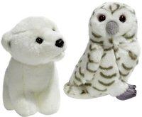 WWF Polartiere 5-fach sortiert 14 cm