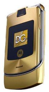 Motorola RAZR V3i Dolce & Gabbana ohne Vertrag