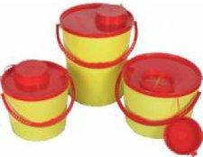 Ampri Kanülen-Entsorgungsboxen 12 L Inhalt