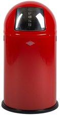 Wesco Haushalt Pushboy 50L rot (175831-02)