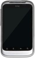 HTC Wildfire S Silber ohne Vertrag
