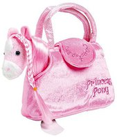 Legler Pony in der Tasche Paulina