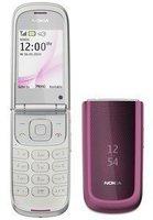 Nokia Fold 3710 Plum ohne Vertrag