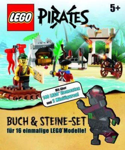 LEGO Pirates Buch und Steine-Set
