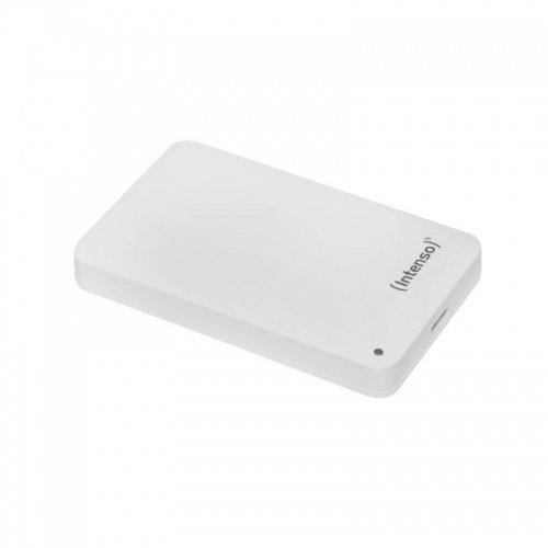 Intenso GmbH Memory Case 1TB weiß