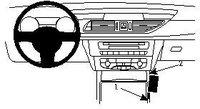 Brodit ProClip Audi A6 Bj. ab 11