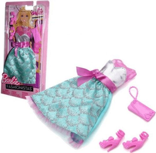 Barbie Fashionistas Outfit Sortiment