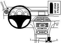 Brodit ProClip Mercedes Benz C-Klasse Bj. 11-12