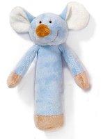 Teddykompaniet Diinglisar Blaue Maus Rassel