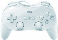 Nintendo Wii Classic Controller Pro