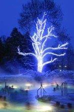 MK Illumination LED-Lichterkette String Lite 90 weiß