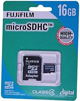 Fujinon microSDHC 16GB Class 4 (4004269)