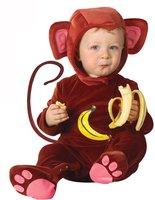 Widmann Affen-Kostüm für Babys (2756M)