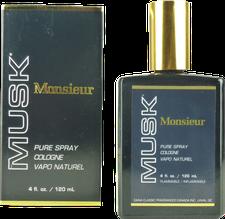 Dana Monsieur Musk Eau de Cologne (120 ml)