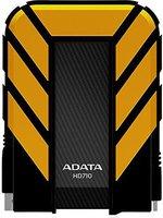 A-Data DashDrive HD710 USB 3.0 500GB gelb