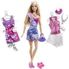 Barbie Fashionistas mit Mode & Accessoires