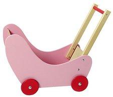Hess Spielzeug Lauflernwagen Puppenwagen