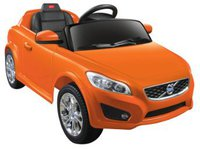 Jamara RC Ride-on Volvo C30 27 Mhz orange
