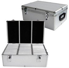 MediaRange D DJ-Case 500 CD/DVDs