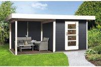 weka Holzbau Lounge 3 Gr. 1 (530 x 240 cm)