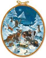 Coppenrath Die Tiere feiern Weihnachten Adventskalender