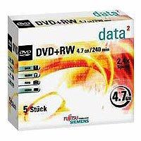 Fuji Magnetics DVD+RW