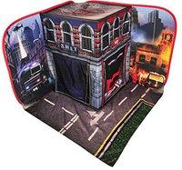 The Ninja Corporation Fire & Police Scene 3D Playscape