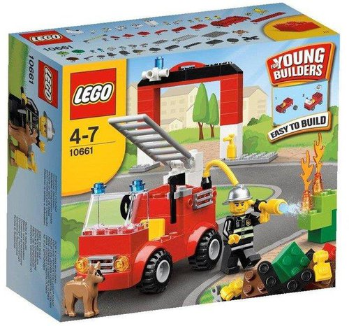 LEGO Steine & Co. Feuerwehr (10661)