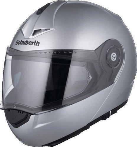 Schuberth C3 Pro glänzend silber