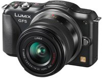 Panasonic Lumix DMC-GF5 Kit 14-42 mm schwarz