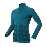 Odlo Shirt l/s 1/2 zip Evolution Warm Men