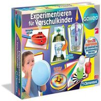 Clementoni Galileo Kids - Experimentieren für Vorschulkinder (69252)
