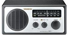 Sangean WR-1 silber
