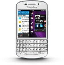 BlackBerry Q10 White ohne Vertrag