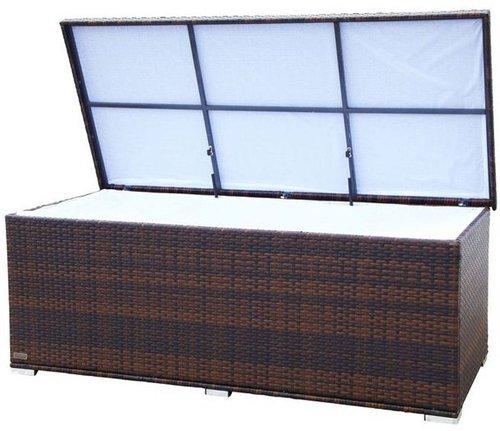 Outflexx Kissenbox 204 x 94 x 75 cm (Polyrattan)