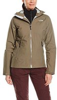 The North Face Damen Stratos Jacke Weimaraner Brown