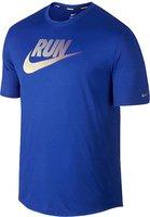 Nike Challenger Swoosh Herren Laufshirt