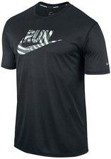 Nike Legend Run Swoosh Herren Laufshirt