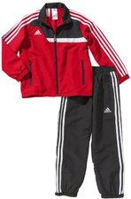 Adidas Kinder Tiro 13 Präsentationsanzug university red/black