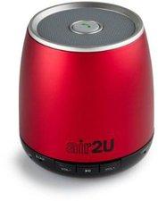 Aiptek Bluetooth Music Speaker E12 rubinrot
