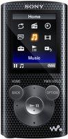 Sony Walkman NWZ-E383 4GB schwarz