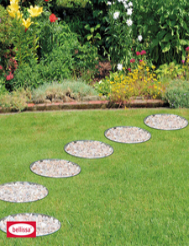 Bellissa Rasenkante Kreis Ø 30 x 13 cm