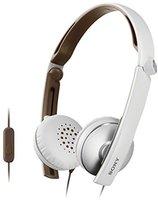 Sony MDR-S70AP (weiß/braun)